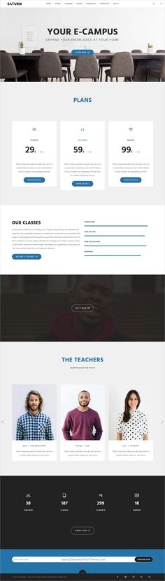 Saturn is a Multiuse and Accurate responsive #WordPress Theme for any #edtech #elearning professional use like agency, business, freelance, studio, blog, portfolio or photography website with 20+ Homepage and 100+ inner pages download now➩  https://themeforest.net/item/saturn-multiuse-and-accurate-wordpress-theme/19220340?ref=Datasata