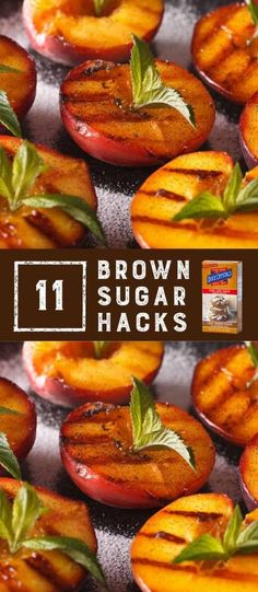 11 Brown Sugar Hacks-Brown Sugar. It'€™s such a versatile sweetener and when used in even the simplest ways, it brings out the flavor in everyday foods. We'€™ve gathered some brown sugar hacks from our 1957 Alice in Brown Sugarland and 1959 Icings, Frostings and Cake Decorating Made Easy vintage cookbooks to make your sweet treat desserts, snack and meal time quick, easy and full of sweet goodness. You'll also get some great brown sugar recipes in this Sweetalk tips and tricks blog post.