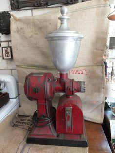 Vintage Hobart Coffee Grinder by HoboChicDWG on Etsy, $275.00