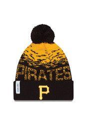 4fa7f525664 New Era Pittsburgh Pirates Blue 2016 Sport Knit Hat Pirate Hats