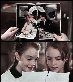 The Parent Trap....One of my favorite movies of all time