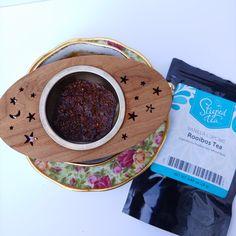 Vanilla Cupcake Rooibos Tea by Steeped Tea - Tea Time, Me Time Types Of Tea, Vanilla Cupcakes, Me Time, Tea Types