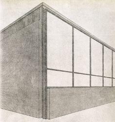 Mies van der Rohe. Architectural Record 100 December 1946: 85