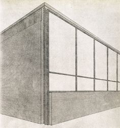 Mies van der Rohe. Architectural Record 100 December 1946: 85