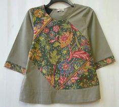 Batik Kebaya, Batik Dress, Batik Fashion, Fashion Sewing, Blouse Batik Modern, Frock Models, Clothing Store Displays, Embroidery Suits, Pakistani Dress Design