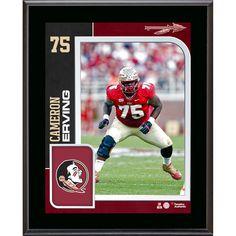 Cameron Erving Florida State Seminoles Fanatics Authentic 10.5'' x 13'' Sublimated Player Plaque - $23.99