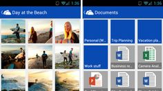 Microsoft SkyDrive app finally lands on Android