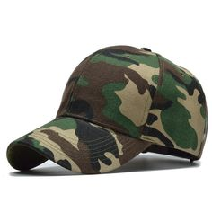 682ae581c3c 2017 Snow Camo Baseball Cap Men Tactical Cap Camouflage Snapback Hat For Men  High Quality Bone Masculino Dad Hat Trucker