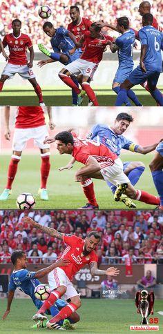 A Minha Chama: 2016-2017 07ªJ: SL Benfica 4 Feirense 0
