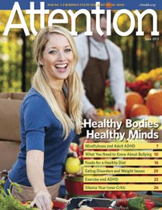 Attention Magazine-Healthy Bodies Healthy Minds