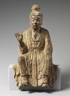 Daoist Immortal, probably Laozi (老子)
