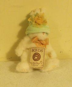 Boyds-Bears-Plush-KELLIE-HOPPLEBUNS-Fabric-Easter-Bunny-Rabbit-Hare-904144