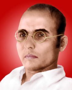 Vinayak Damodar Savarkar Indian Freedom Fighter.