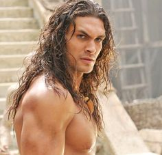 Jason Momoa | Jason Momoa in Lionsgate's 'Conan the Barbarian' I am in LOVE with this man