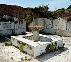 Ninfeo degli Eroti - Ostia Antica