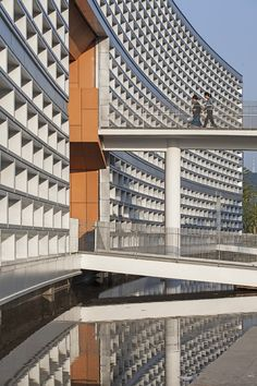 Library of South University of Science and Technology of China / Urbanus