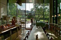 cafe, Edinburgh Scotland