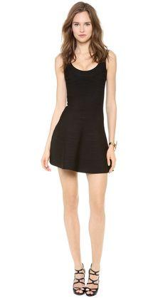 Herve Leger Eva Dress $980.00