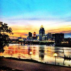 #Cincinnati