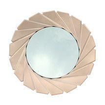 Gold Edge Mirror   Dunelm