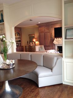 dining booth banquette
