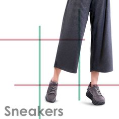 New Sneakers, Corner, Pants, Fashion, Trouser Pants, Moda, Fashion Styles, New Trainers, Women Pants