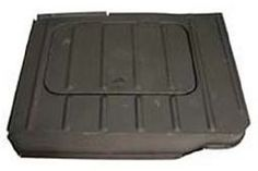 Jeep CJ Tool Compartment