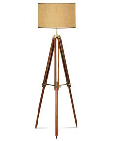 Tripod Floor Lamp.