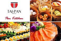 coupon from Pan Kitchen (Lunch Buffet3) Bangkok