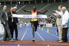Résultats du Big 25 Berlin : Record du monde pour Dennis Kimetto, 3ème place pour Christelle Daunay