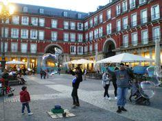 Plaza Mayor - enero 2016 (Por Ángel Herrera Redolat).