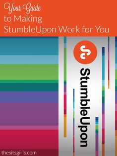 Are you using StumbleUpon? If not, then you need to be! StumbleUpon can do wonders for increasing your blogs readership and driving up your page views. This guide will get you started.