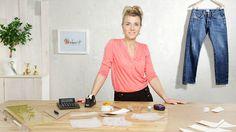 Schnittmuster für Hosen: Modellentwicklung - Schnittkonstruktion lernen - Makerist Kurs