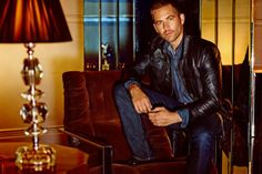 Another photo from Paul Walker's Colcci campaign (Facebook)