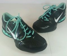 NIKE Reax Rockstar Women's Athletic Running Training Shoes Sneaker Sz 9.5 Black  #Nike #RunningCrossTraining