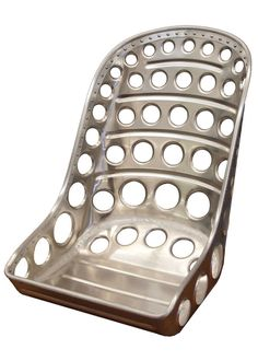 Making a bomber seat using modern sheetmetal working will give your car a practical and lightweight design with the added bonus of a cool aircraft look.