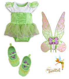 Baby Tinkerbell Outfit