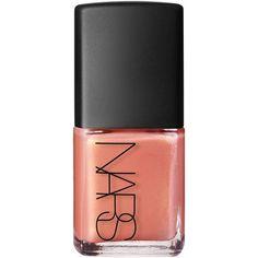 Nars Nail Polish (270 ZAR) ❤ liked on Polyvore featuring beauty products, nail care, nail polish, nars cosmetics and shiny nail polish