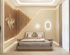 Luxury bedroom design - Home Decor Trends to Expect The Upcoming Season Luxury Bedroom Design, Master Bedroom Design, Best Interior Design, Luxury Home Decor, Luxury Interior, Home Interior, Contemporary Bedroom, Modern Bedroom, Bedroom Ceiling