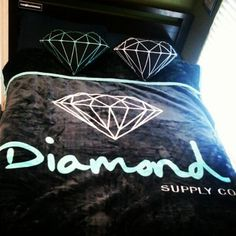 Diamond Supply Co Case I Want This Bed