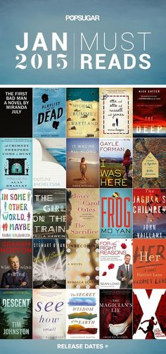January Must Reads
