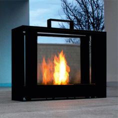 Travelmate Mobile Fireplace