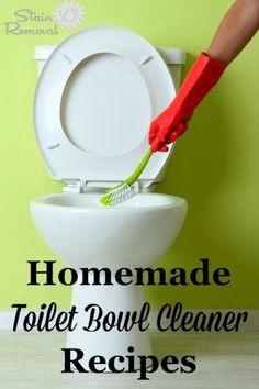 cleaning on pinterest dishwasher detergent homemade dishwasher detergent and toilet bowl. Black Bedroom Furniture Sets. Home Design Ideas