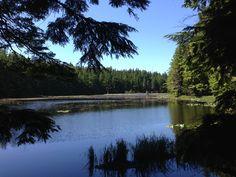 Mountain Lake, Moran State Park, Orcas Island, WA