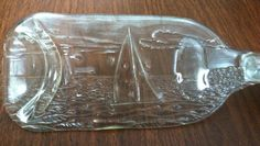 Sail Boat Serving Tray  Recycled Wine by ChristinasCre8tions, $28.00