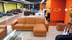 Fotogalerie - Showroom Brno - Sofaland Sofa, Couch, Showroom, Furniture, Home Decor, Sofas, Home Furnishings, Interior Design, Home Interiors