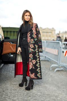 Street Chic: Style from Paris Pinterest: KarinaCamerino