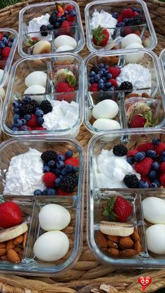 Protein Packed Breakfast Bento Boxes for Clean Eating Mornings! -   - #bento #boxes #breakfast #BreakfastRecipes #BrunchRecipes #clean #eating #HealthyBreakfasts #mornings #packed #protein<br>