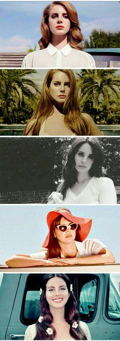 Lana Del Rey's discography 2012 - 2017 #LDR