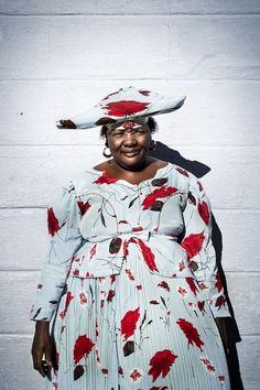 Namibia: Portraits of Herero women by Meeri Koutaniemi (Herero women - Namibia, Botswana and Angola)